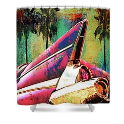 Cali Dreamin' Shower Curtain