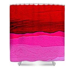 California Horizon Shower Curtain