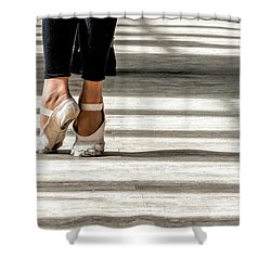 Camaguey Ballet 2 Shower Curtain
