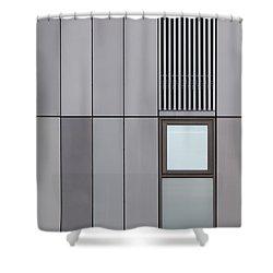 Cambridge Window Shower Curtain