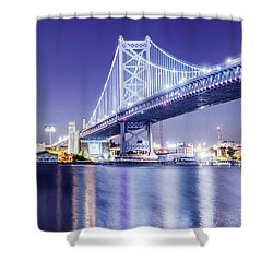 Camden View Shower Curtain