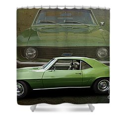 Camero Shower Curtain