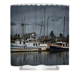 Shower Curtain featuring the photograph Camjim by Randy Hall