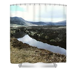 Hoy, Scotland Shower Curtain