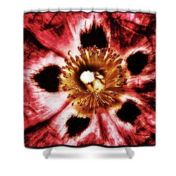 Shower Curtain featuring the photograph Can You Guess What Flower? Hints: It's by Mr Photojimsf