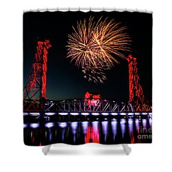 Canada Day 2016 Shower Curtain