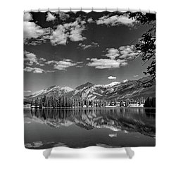 Canadian Rockies No. 4-2 Shower Curtain