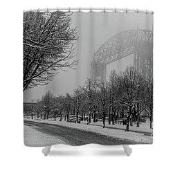 Canal Park Shower Curtain