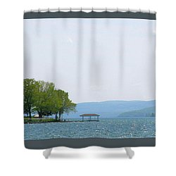 Canandaigua Lake-ii Shower Curtain