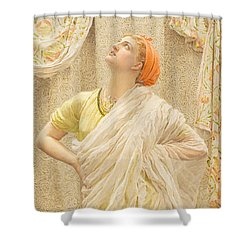 Canaries Shower Curtain