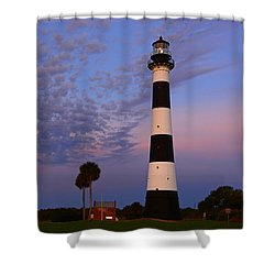 Canaveral Light Shower Curtain