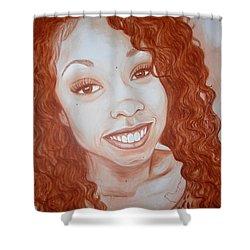 Candace Shower Curtain