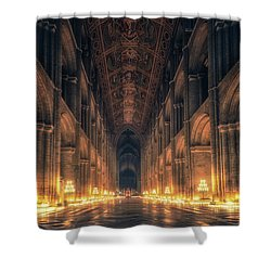 Candlemas - Nave Shower Curtain