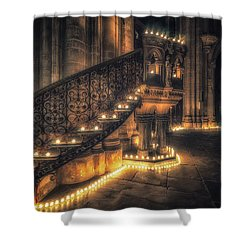 Candlemas - Pulpit Shower Curtain