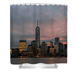 Shower Curtain featuring the photograph Candy  by Anthony Fields