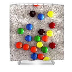 Candy Counter Shower Curtain
