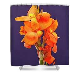 Canna Shower Curtain