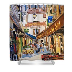 Cannes Shower Curtain