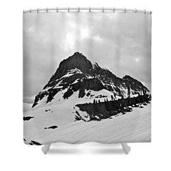 Cannon Mountain Shower Curtain
