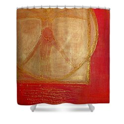 Cannon Of Proportion Shower Curtain