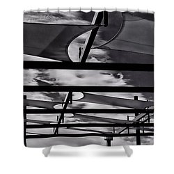 Shower Curtain featuring the photograph Canopy by Wallaroo Images