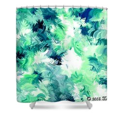 Can't Stop Smiling Shower Curtain