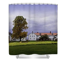 Canterbury Shaker Village Nh Shower Curtain