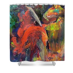 Cantina Serenade Shower Curtain
