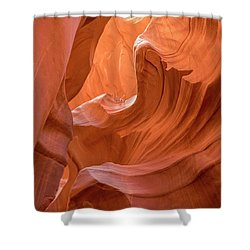 Shower Curtain featuring the photograph Canyon Beauty  by Jeanne May