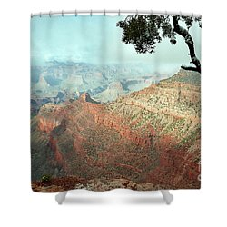 Canyon Captivation Shower Curtain