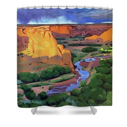 Canyon De Chelly Shower Curtain