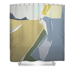 Canyon Shower Curtain