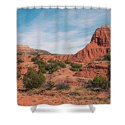 Canyon Hike Shower Curtain