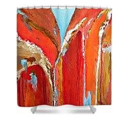 Canyon Reverie Shower Curtain