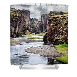 Canyon Vista Shower Curtain