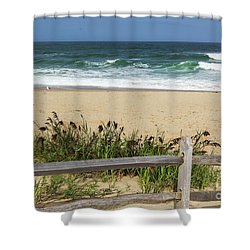 Cape Cod Bliss Shower Curtain
