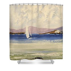 Cape Days Shower Curtain
