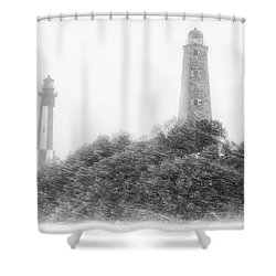 Cape Heny Shower Curtain