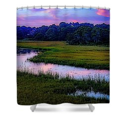 Shower Curtain featuring the photograph Cape Light by Kendall McKernon