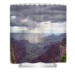 Cape Royal Squall Shower Curtain