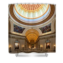 Capitol Interior II Shower Curtain