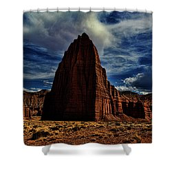 Capitol Reef Shower Curtain