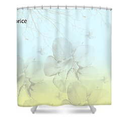 Caprice Shower Curtain