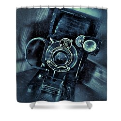 Captured Antique Shower Curtain