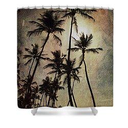 Caraibi Mood Shower Curtain