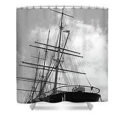 Caravel Shower Curtain