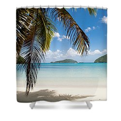 Caribbean Afternoon Shower Curtain