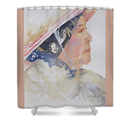 Caribbean Sun Shower Curtain