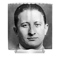 Carlo Gambino Shower Curtain
