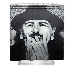 Carlos Shower Curtain